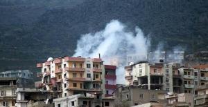 PKK kaçmak için sis bombası kullanıyor