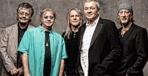 Rock efsanesi Deep Purple Antalya'ya geliyor