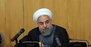 Ruhani, ABD'ye sert çıktı Bu yutabileceğiz bir lokma değil