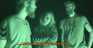 Survivor'da Semih Öztürk'ten Serkay'a: Onu mahvederim!
