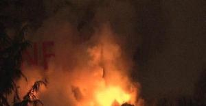 Ankara Numune Eğitim ve Araştırma Hastanesi'nde Yangın