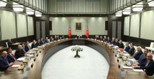 Bakanlar Kurulu, Cumhurbaşkanlığı Kulliyesi'nde toplandı