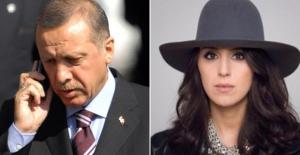 Erdoğan'dan Jamala'ya tebrik