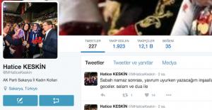 AK Parti Sakarya'dan Hatice Keskin olay yaratacak açıklamalar yaptı!