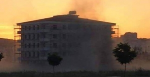 IŞİD Kilis'e roketatar ile saldırdı... 1 ölü, 2 yaralı