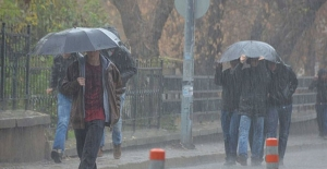 Metoroloji hangi illeri yağış için uyardı?