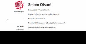 pelikandosyasi.wordpress.com sitesindeki yazıyı kim neden yazdı?