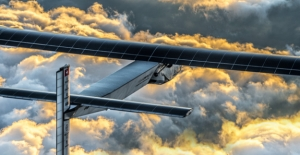 Petrolsüz Uçak Amerika'ya Ulaştı
