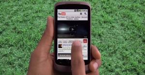 Youtube'u telefondan kullananlar Dikkat!
