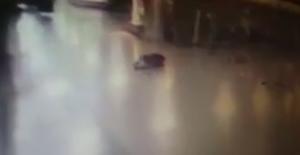 Atatürk Havalimanı'nda saldırganı vuran güvenlik görevlisi onlarca kişinin canını kurtardı (VİDEO)