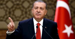 """Cumhurbaşkanı Erdoğan, """"Herkes haddini, yerini bilecek!"""""""