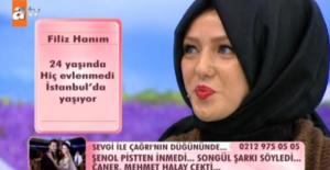 Fenomen gelin adayı Hanife'ye rakip Filiz Hanım!