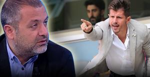 Mehmet Demirkol'dan Emre Belözoğlu'na sert sözler