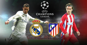 ŞL, Real Madrid - Atletico Madrid maçı...