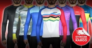 Türkiye'nin en büyük online bisiklet giyim mağazas