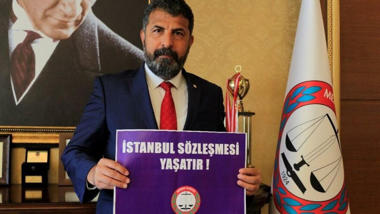 78 barodan İstanbul Sözleşmesi açıklaması