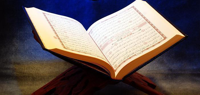 Abese Suresi 6. Ayet Meali, Arapça Yazılışı, Anlamı ve Tefsiri