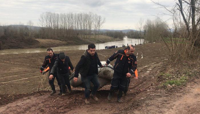 Adapazarı'nda 56 gündür kayıp yaşlı adamın nehirde cesedi bulundu
