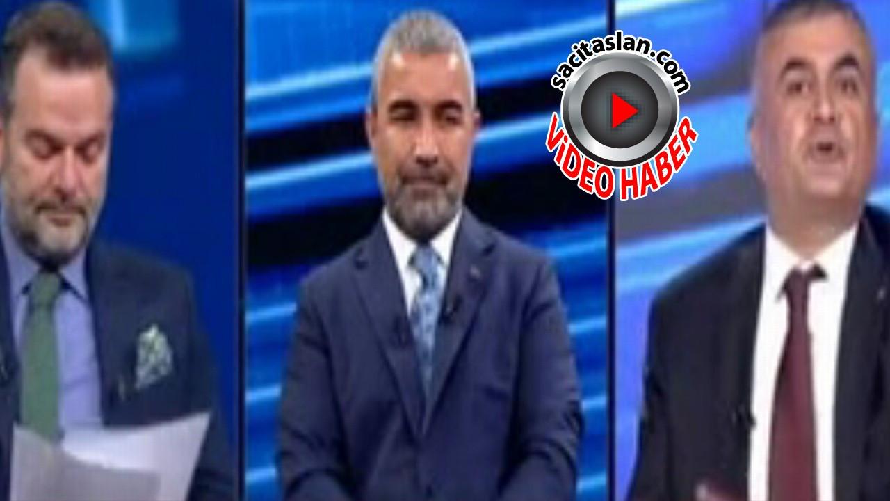 Adil Gür ve Kemal Öztürk canlı yayında hesaplaştı!