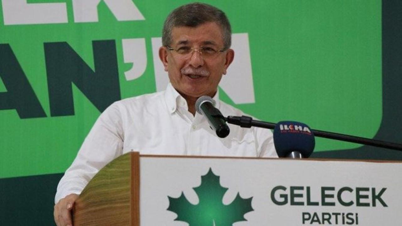 Ahmet Davutoğlu'nun testi pozitif çıktı!