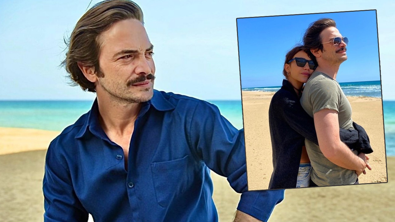 Ahmet Kural ve sevgilisi Kıbrıs'tan Florida'ya geçti