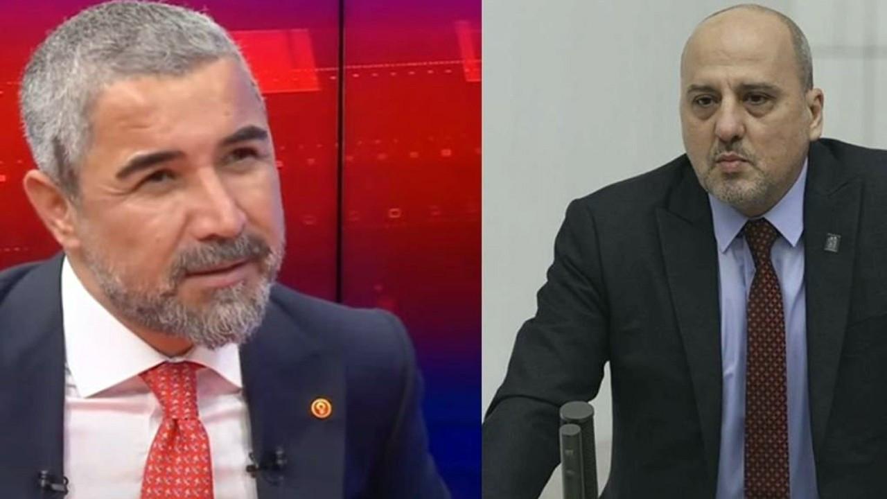 Ahmet Şık ile Veyis Ateş arasında sert tartışma!