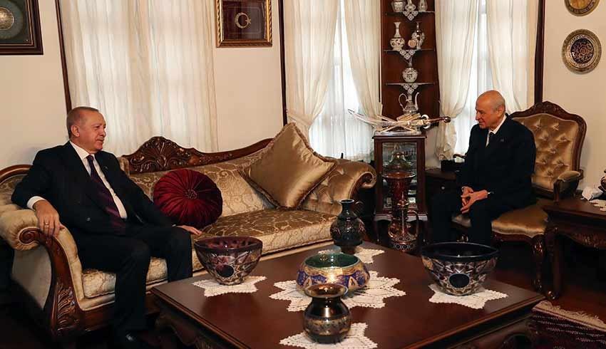 AK Parti araştırması:Cumhur İttifakı'nın oy oranı yüzde 51 civarında