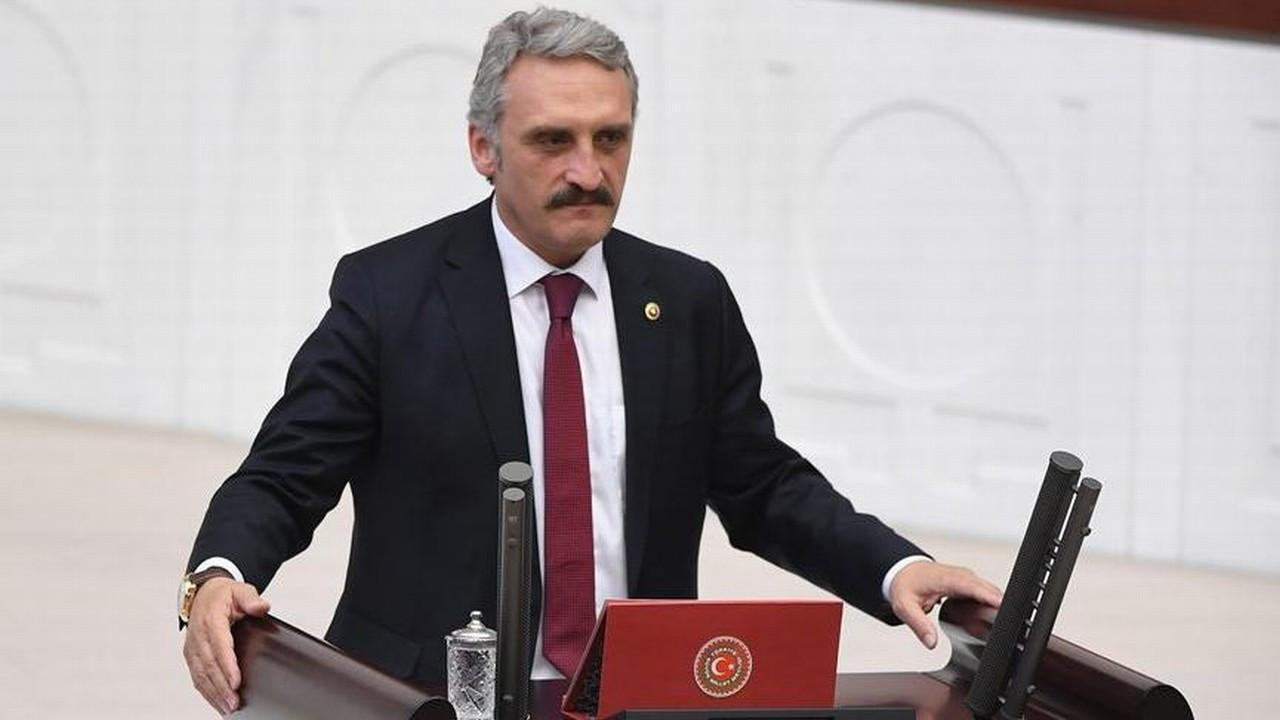 AKP'li vekil Ahmet Hamdi Çamlı'dan...