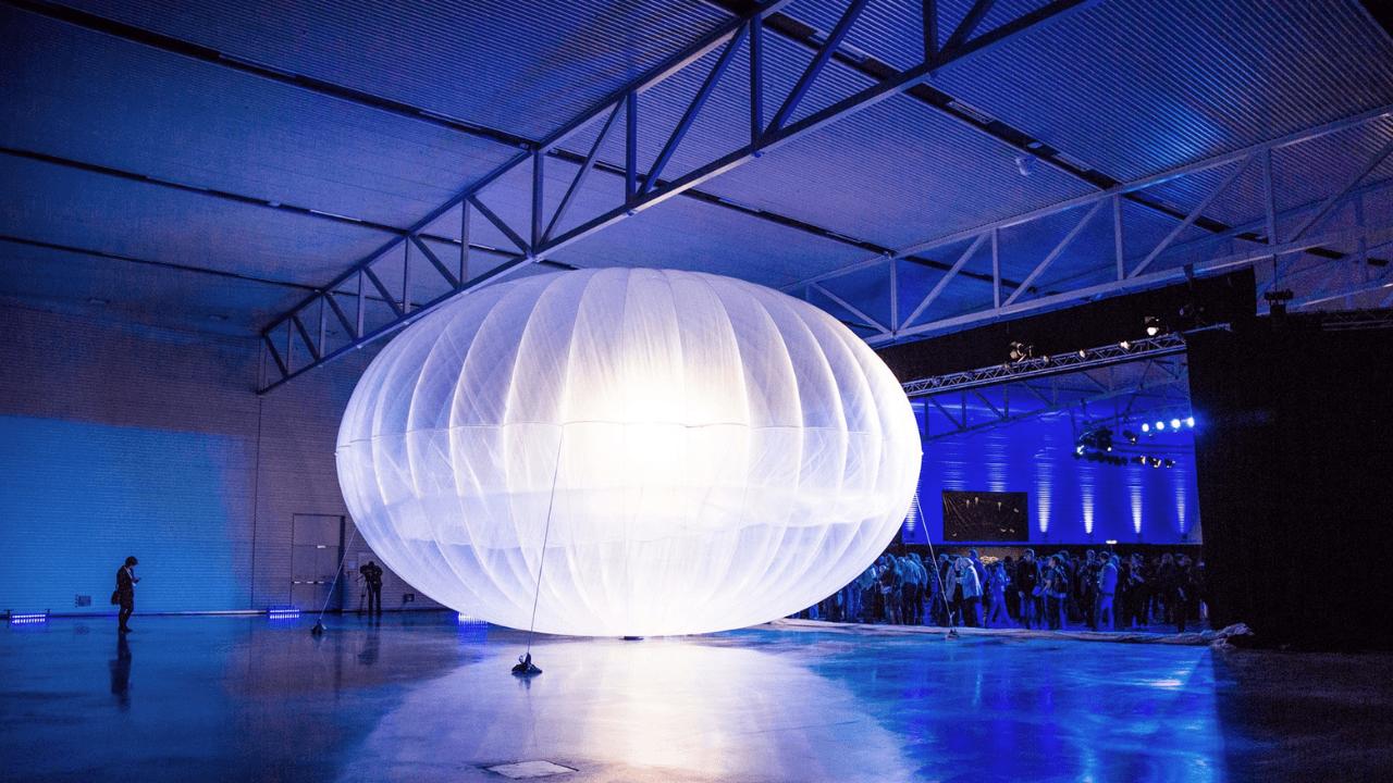 Alphabet, balonlar ile internet sağlayan Loon projesini durdurma kararı aldı