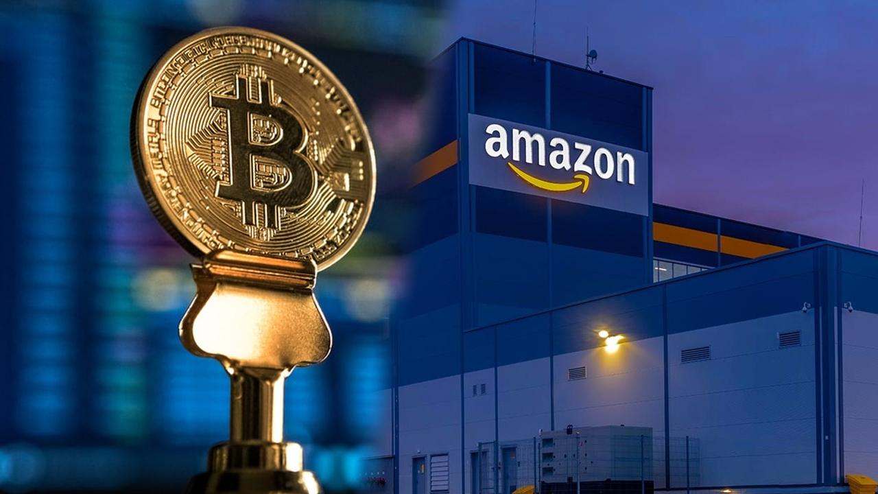 Amazon'dan Bitcoin açıklaması! Kabul edecek mi?