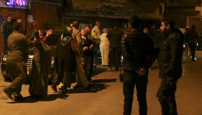 Ankara'da iki aile arasında silahlı kavga:...