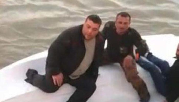 Antalya'da can pazarı! Yardıma balıkçılar koştu
