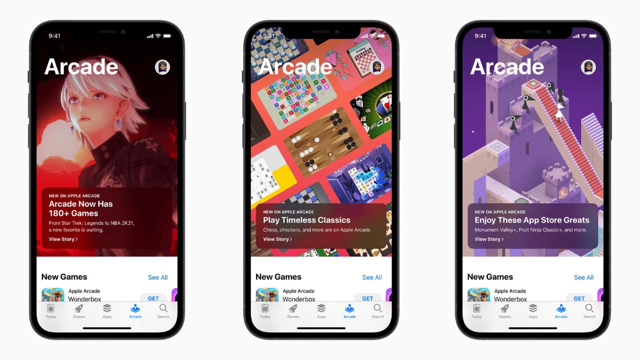 Apple bulut tabanlı oyun servisi geliştirmeyi düşünüyor