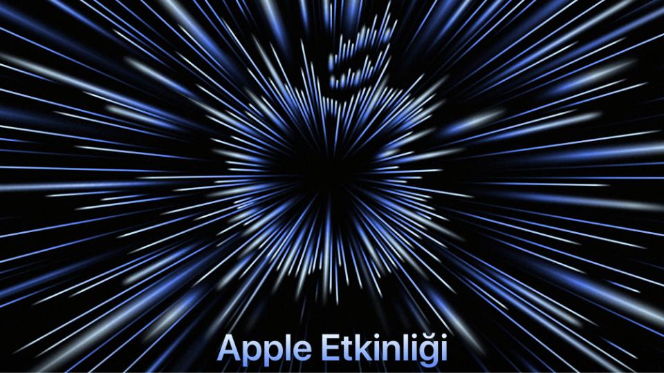 Apple'ın Unleashed etkinliği Canlı bloglama