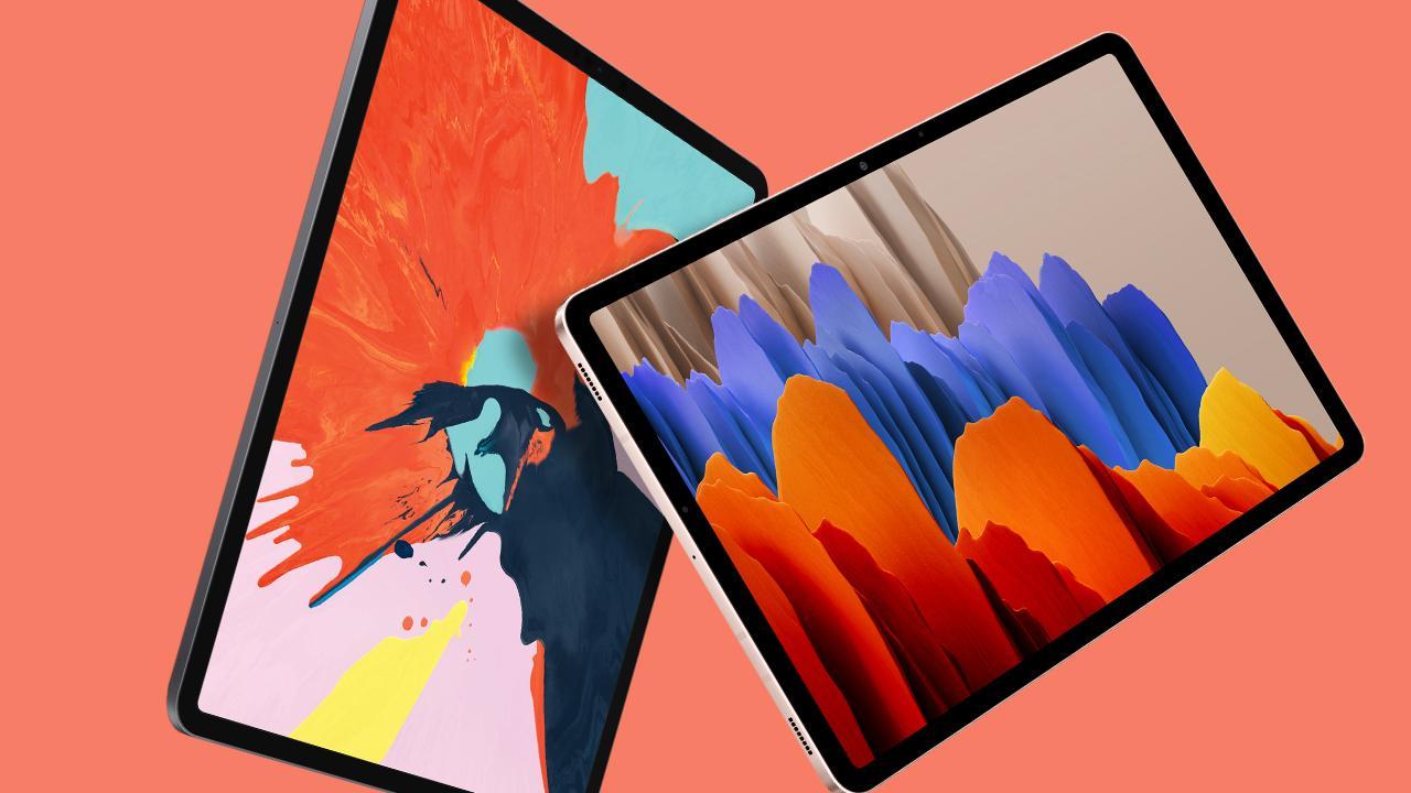 Apple ve Samsung, tablet pazarında rakip tanımıyor!