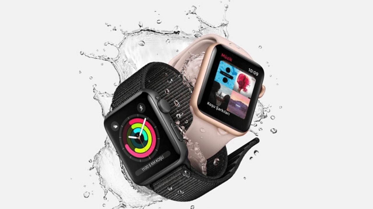 Apple Watch, gelecekte kandan şeker ölçümü ve vücut ısısı ölçümü yapabilecek