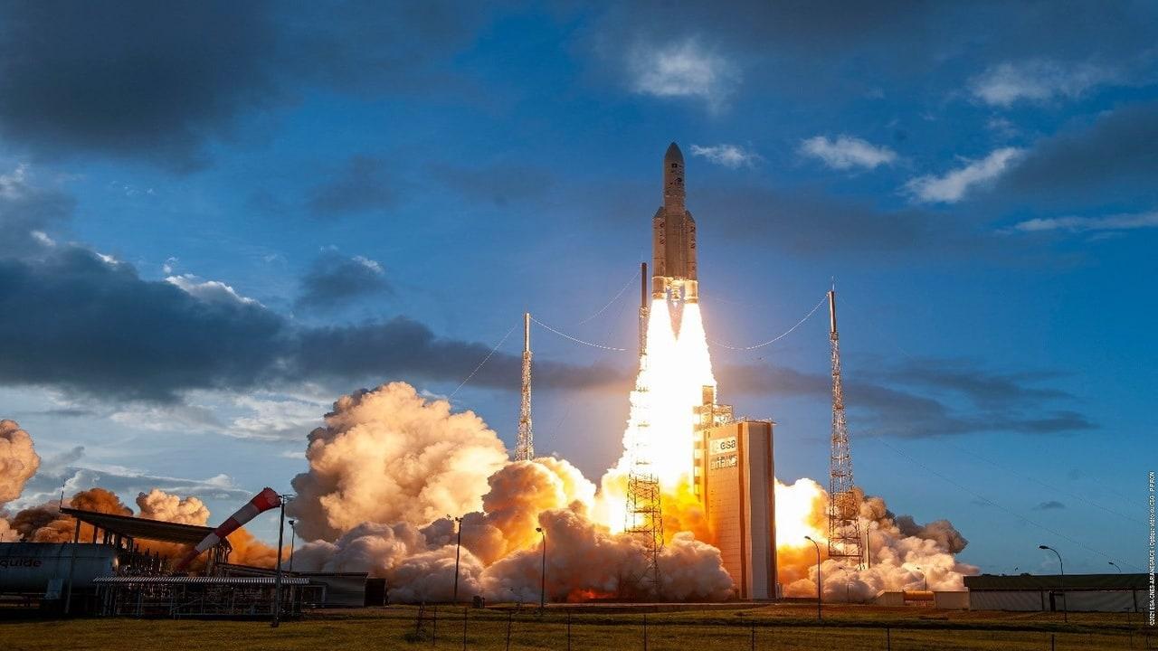 Ariane 5 roketi yeniden harekete geçti