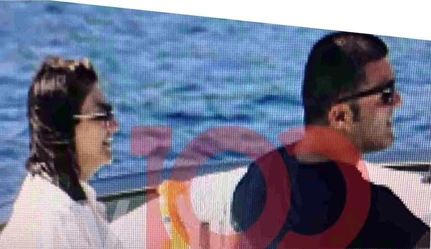 Aşk iddialarını yalanlamıştı: Emir Sarıgül ile Sibel Can'ın tatil fotoğrafları ortaya çıktı