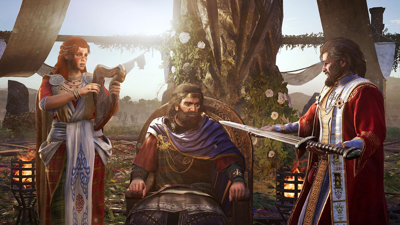 Assassin's Creed Valhalla'nın ilk genişleme paketi çıktı Assassin's Creed Valhalla'nın ilk genişleme paketi Wrath of the Druids çıktı. Genişleme paketi ile Eivor...