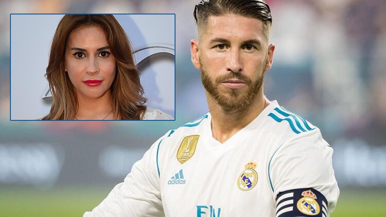 Aynur Aydın futbolcu Ramos'u reddetmiş!