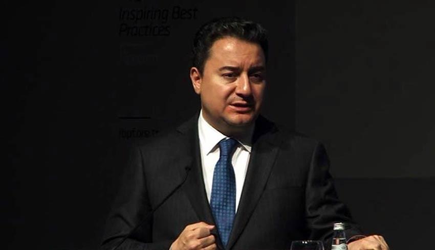 Babacan'dan 'Sedat Peker' açıklaması: Türkiye'de devlet yapısı ve yönetim sistemi iflas etmiş