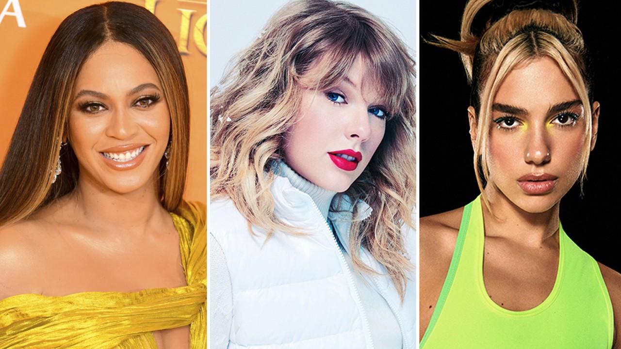 Beyonce'tan adaylık rekoru