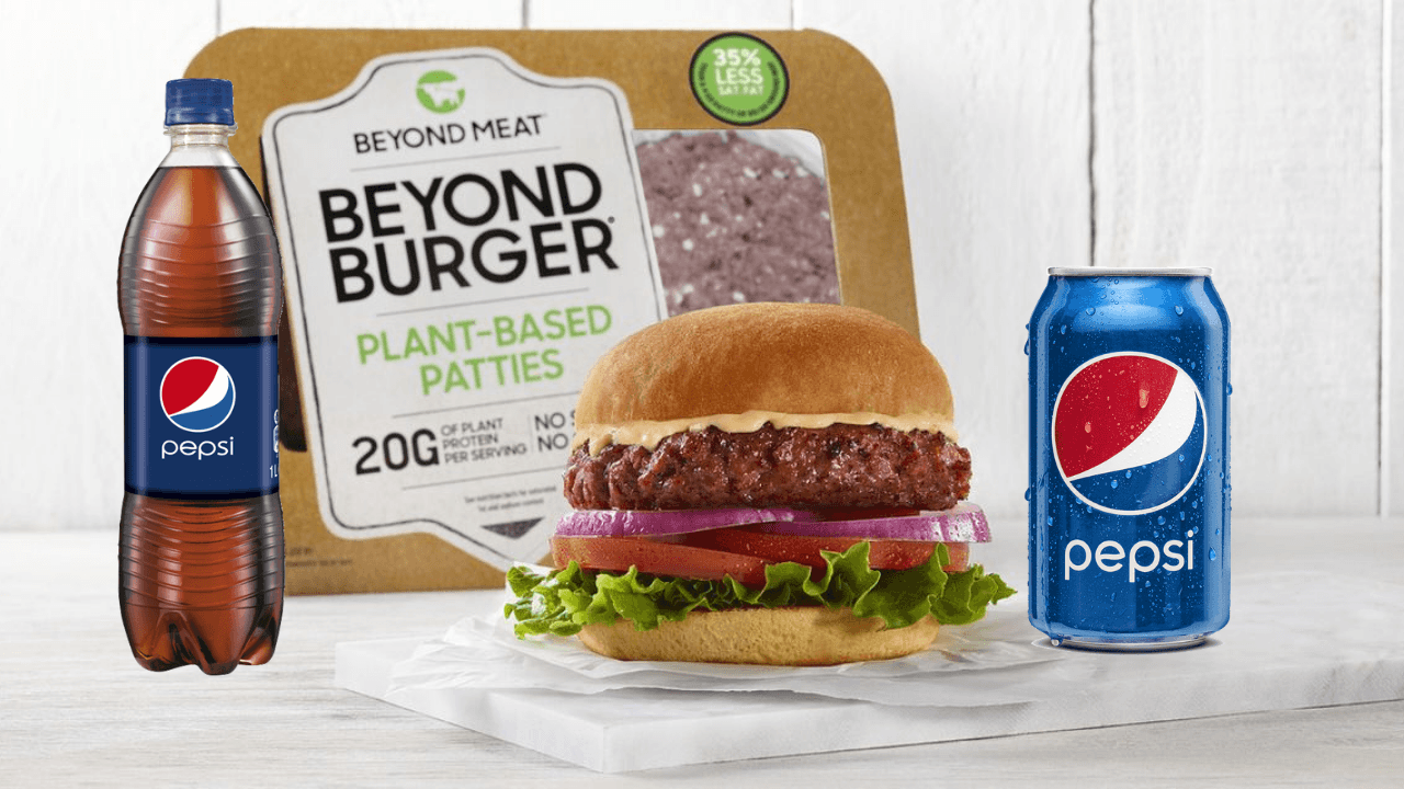 Beyond Meat ve PepsiCo'dan bitki bazlı atıştırmalık ve içecekler için ortaklık: PLANeT Partnership