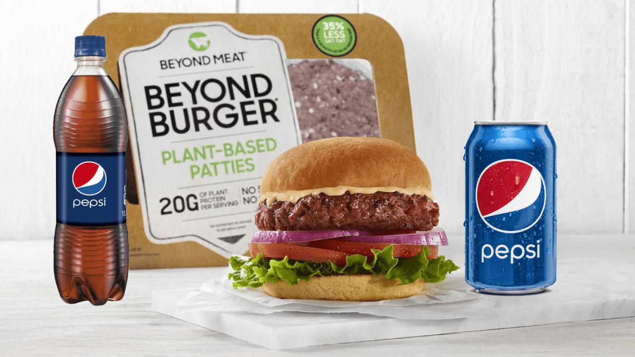 Beyond Meat ve PepsiCo'dan bitki bazlı atıştırmalık ve içecekler için ortaklık: PLANeT Partnership