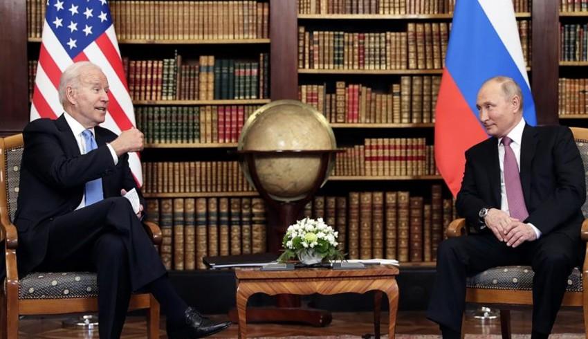 Biden ve Putin'den olası bir nükleer savaşa karşı ortak karar