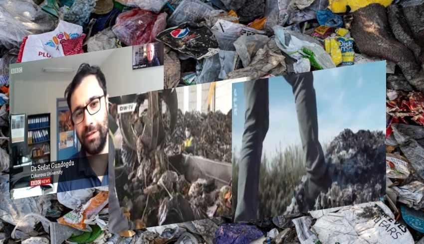 Bildirici: Avrupa'nın çöplüğü olduk ama bunu Guardian'dan, BBC'den duyduk, Türkiye'de manşet bile olamadı