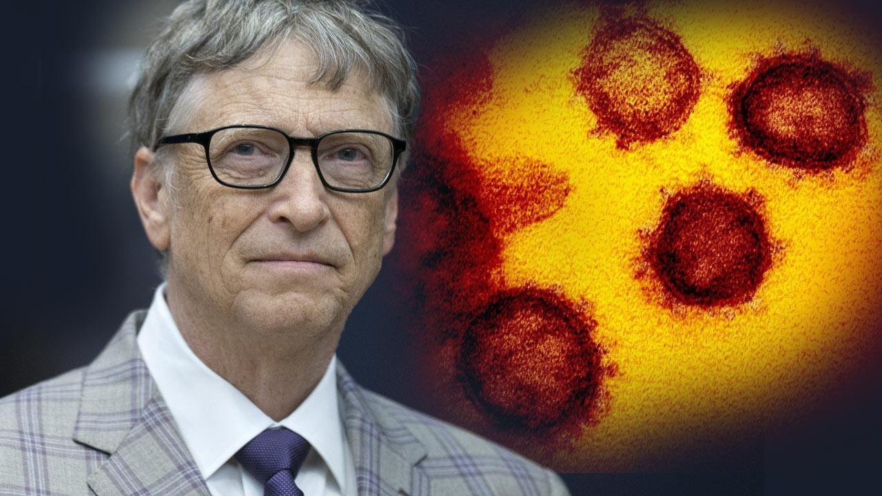 Bill Gates Corona virüs aşısı oldu