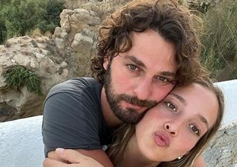 Birkan Sokullu sevgilisinin ailesine mangal yaptı