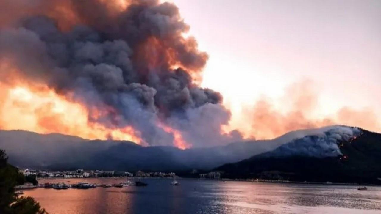 Bodrum ve Milas'taki yangınlar kontrol altına alındı!