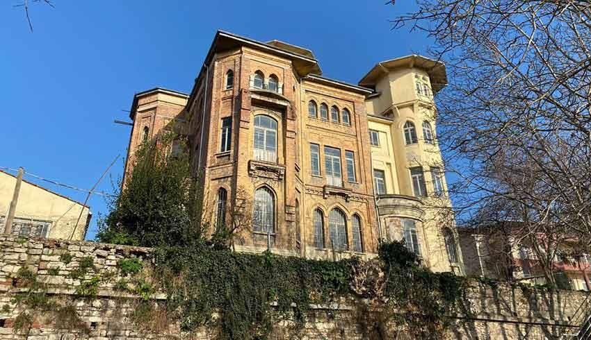 Bulgur Palas'ın ilginç hikayesi: Karaborsayla zengin oldu